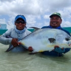 Permit Fly Fishing Mexico