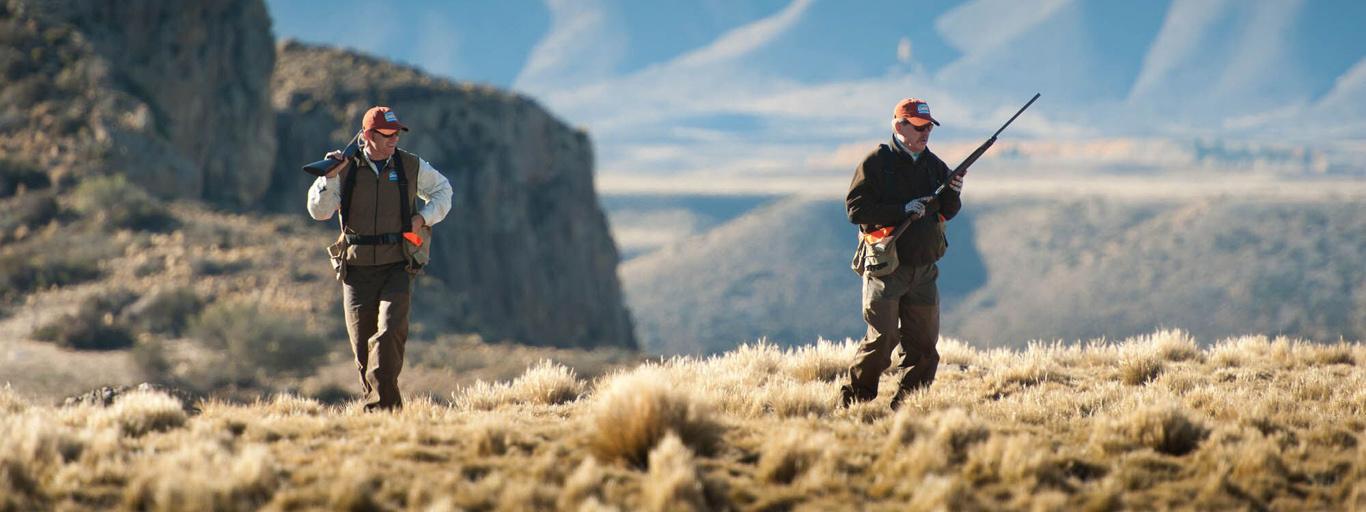 Rance Rathie Ken Korth Quail Hunting Argentina