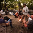 River Trip Camping Argentina Fly Fishing