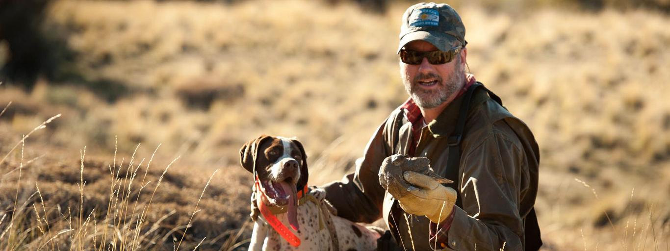 Steve Argentina Bird Hunting Patagonia