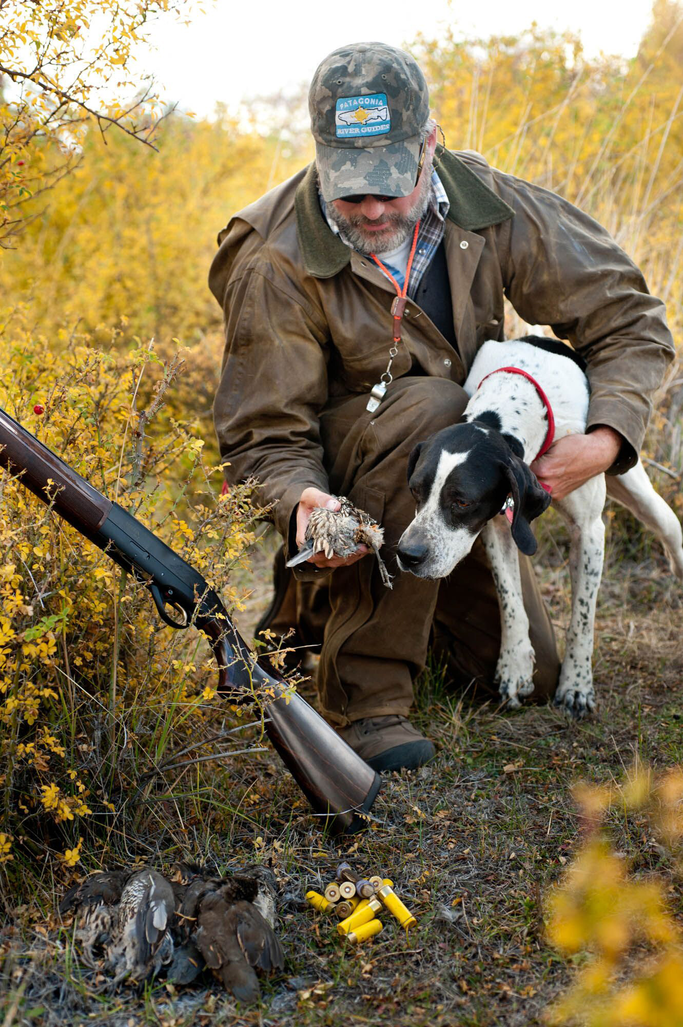 PRG Cast and Blast flyfishing quail hunting programs argentina