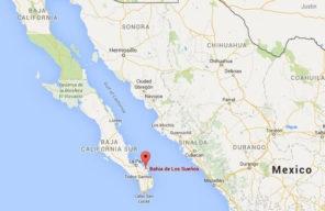 Bahia de Los Suenos Map