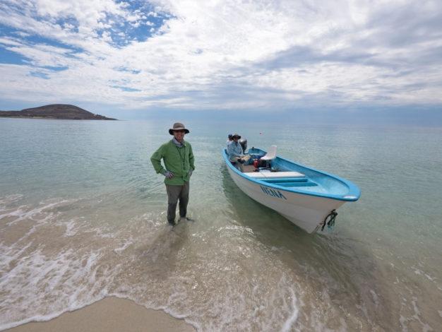 Baja Boat Fishing