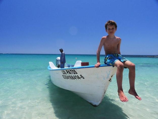 Baja Roosterfish set ups