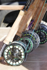 Roosterfish Rods and Reels