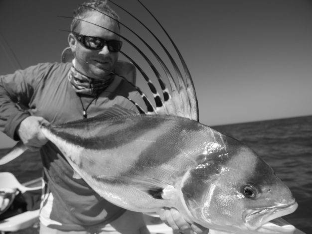 Roosterfish fly rod