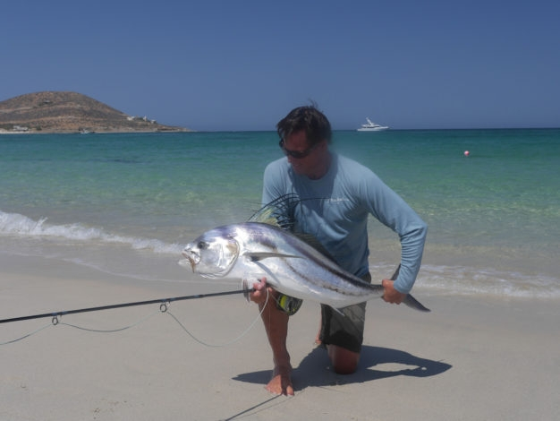 Roosterfish guide mexico