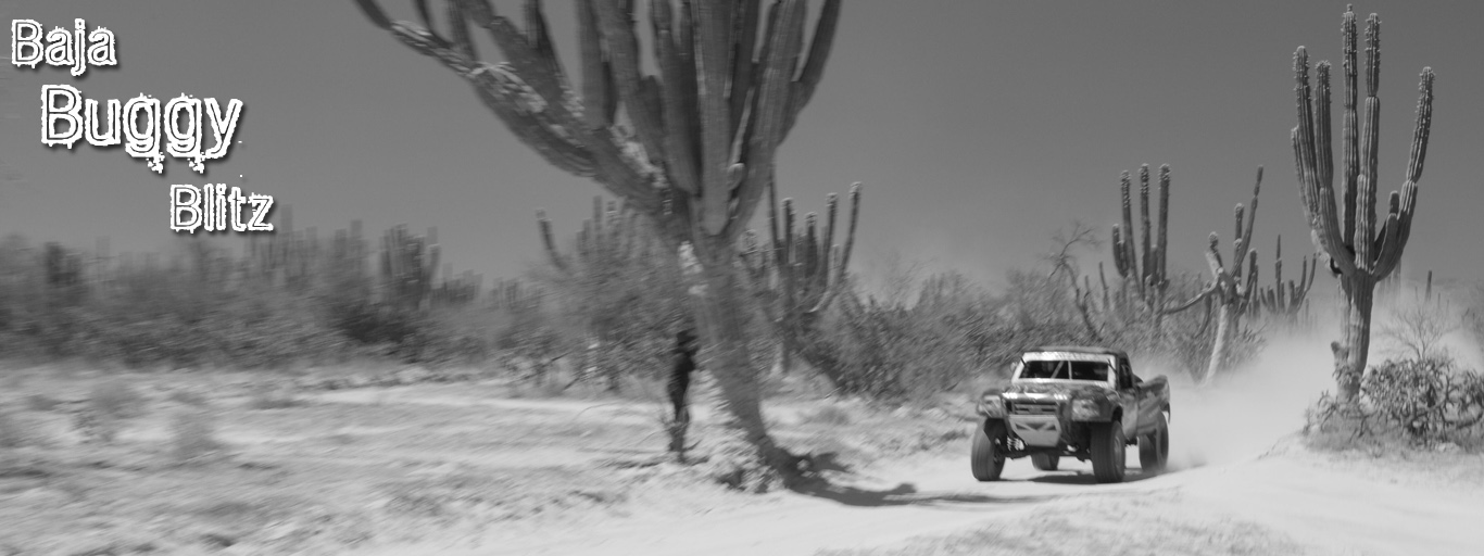 Running Down The Man Roosterfish Dune Buggy rental