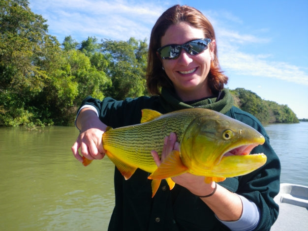 Dorado Fly Fishing in Argentina