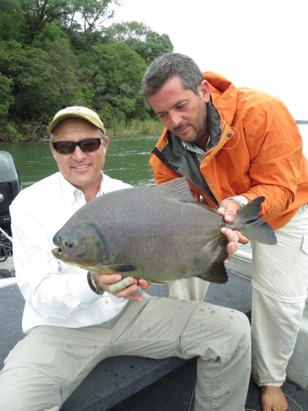 Pacu Fishing Fly Guide Argentina