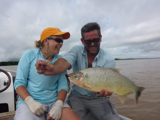 Pira Pita Flyfishing Argentina