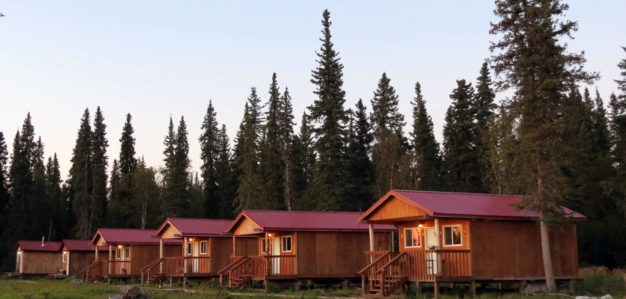 Aniak River Lodge Cabins