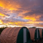 Aniak River Lodge Tent Camp