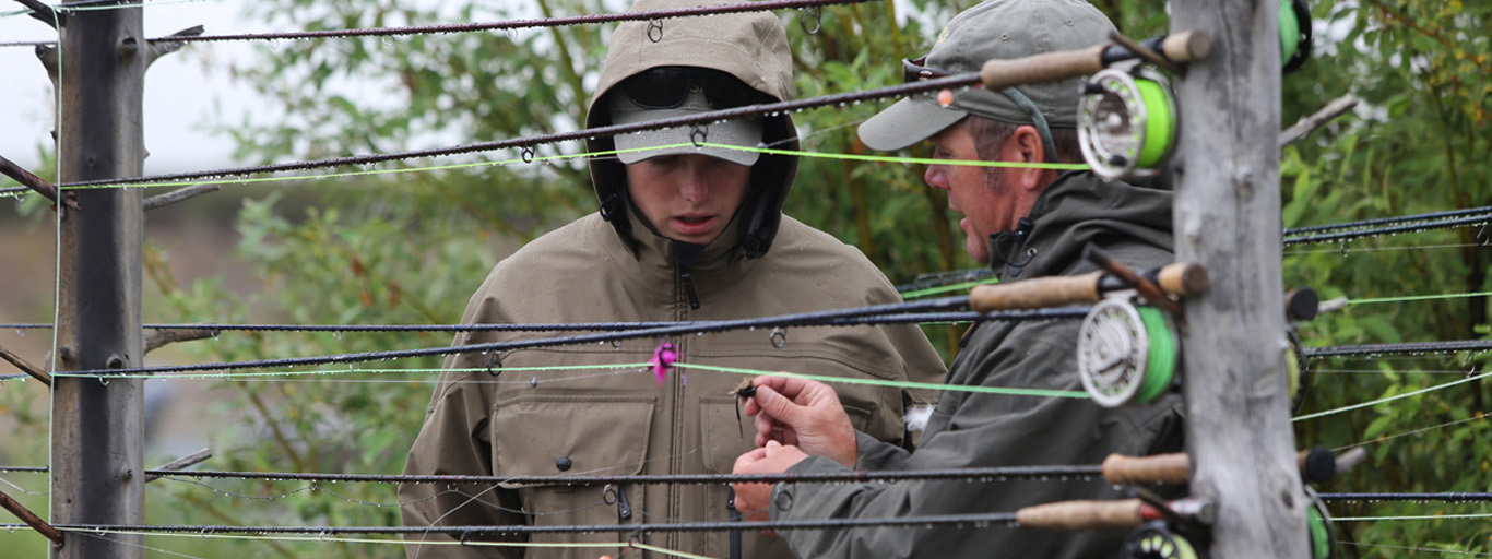 Best Alaska Fly Fishing Guides