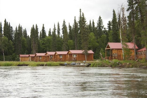 Cabins Aniak Lodge