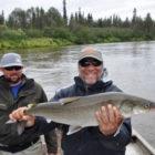 Sheefish Alaska River