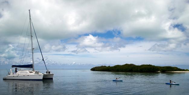 Los Roques Bonefish Club Catamaran Lodge
