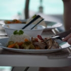 Los Roques Bonefish Club Food