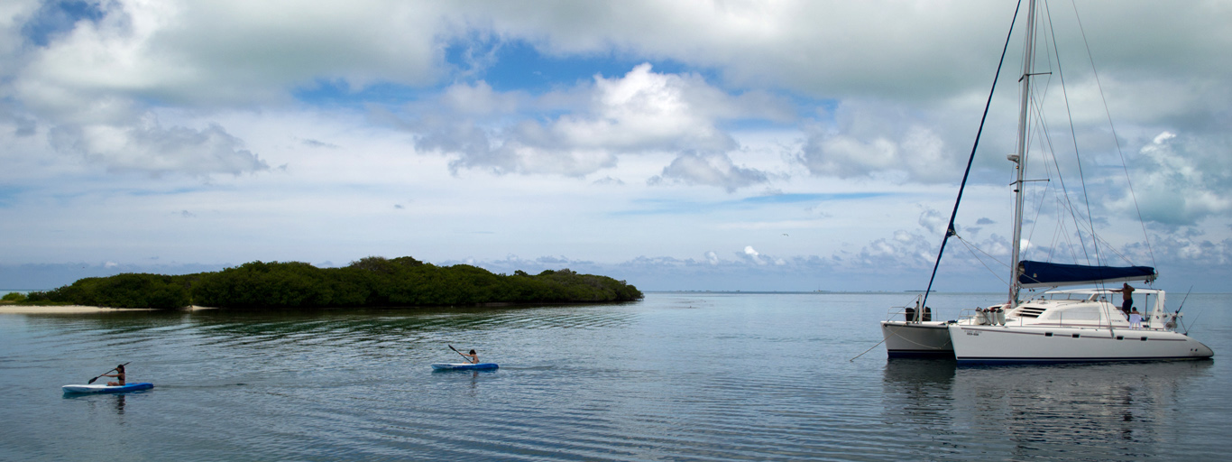 Los Roques sailing tours fly fishing