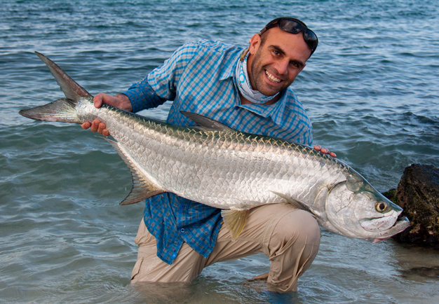 Venezuela Tarpon Fishing