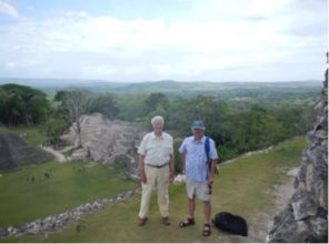 Jim Jaques David Michael Belize Fly Fishing and Tourism