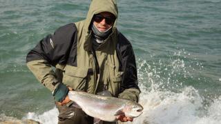 Lago Strobel Fly Fishing Guide
