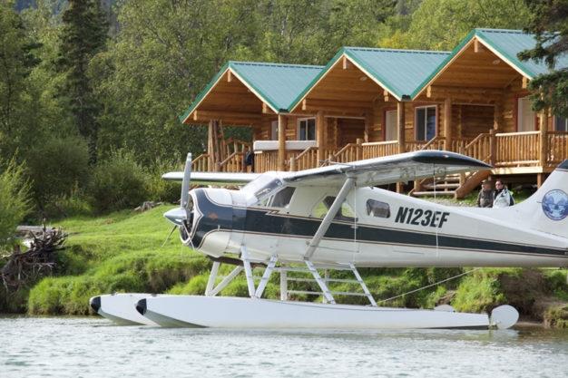 Beaver float planes