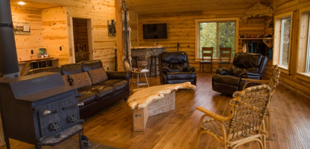 Comfortable Alaska Lodges
