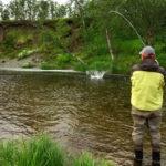 affordable Atlantic Salmon fishing