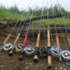 Rods for fly fishing in Alaska
