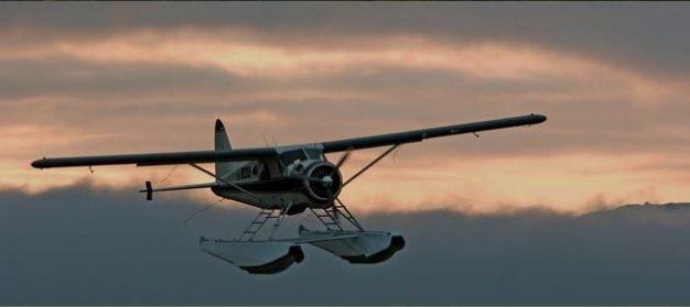 Beaver float plane