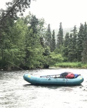 Rafting Alaska