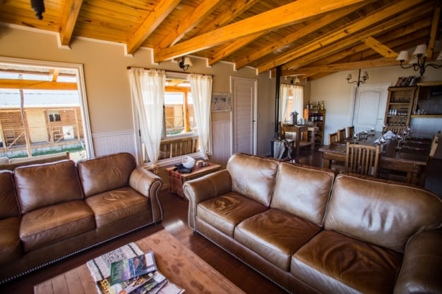 Jurassic Lake Lodge common areas