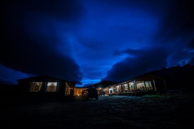 Jurassic Lake Lodge Trout Bum