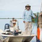 boats for fly fishing golden dorado