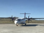Private flight Mongolia Fly Fishing