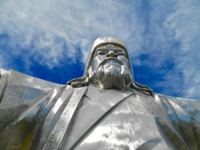 Genghis Khan and the legendary Taimen of Mongilia