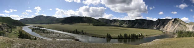 Best rivers in Mongolia
