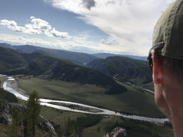 Justin C Witt Mongolia