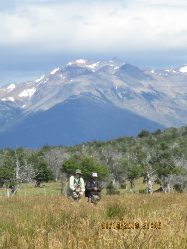 Patagonia Fly Fishing with Hemispheres Unlimited