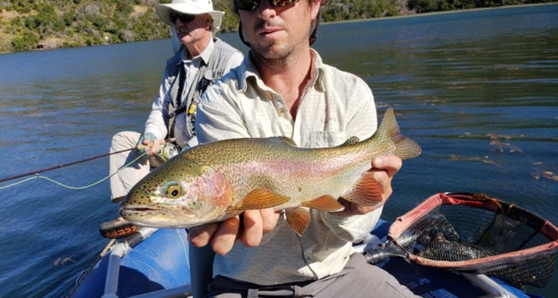 Hemispheres Unlimited Fly fishing trip report
