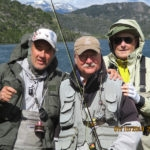 Fly fishing Rio Grande Argentina