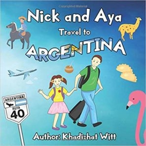 Children's books on travel
