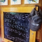 Cayo Frances Fly Fishing Lodge menu