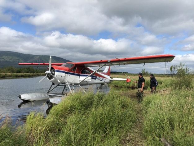 float plane access alaska