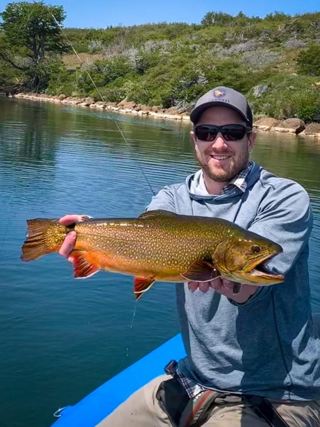 Patagonia Brook Trout