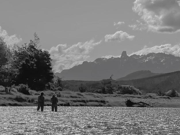 Rio Pico Argentina scenery
